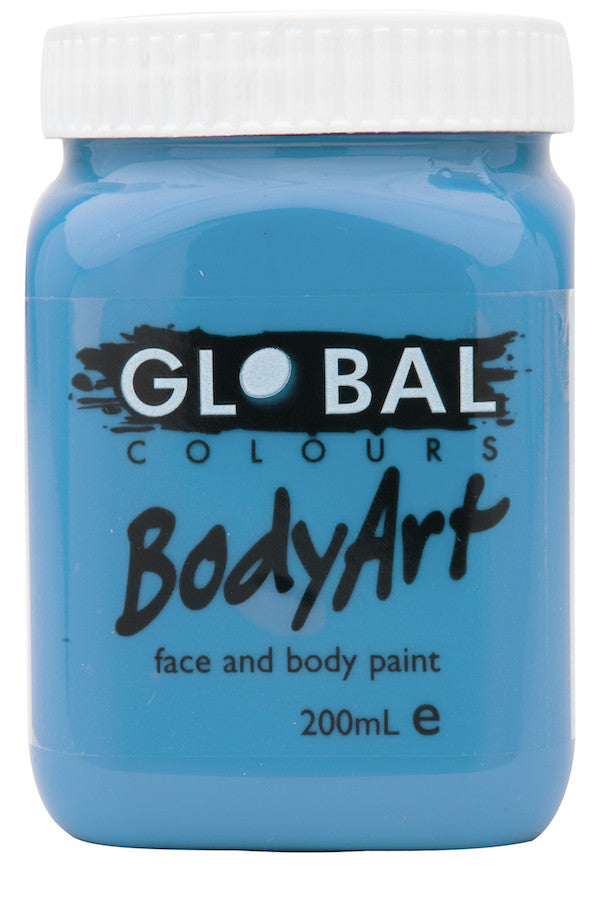 Body Art 200ml Jar - MURF BLUE