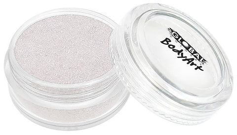 BodyArt Glitter Dust - Crystal White