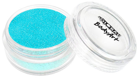 BodyArt Glitter Dust - Iridescent Blue