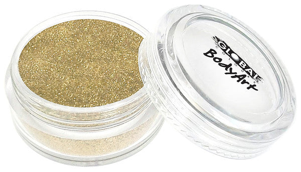 BodyArt Glitter Dust - Soft Gold
