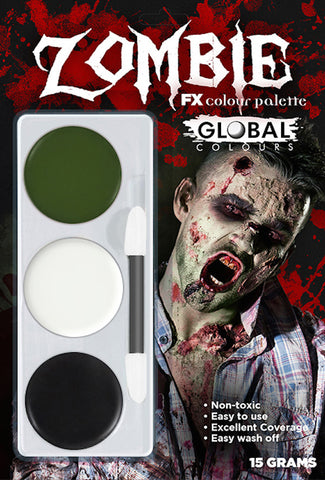 Global FX Colour Palette - Zombie