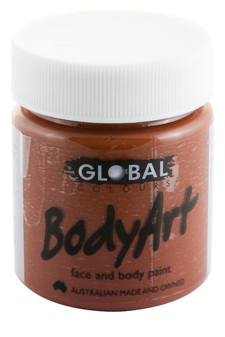 Body Art 45ml Jar - BROWN