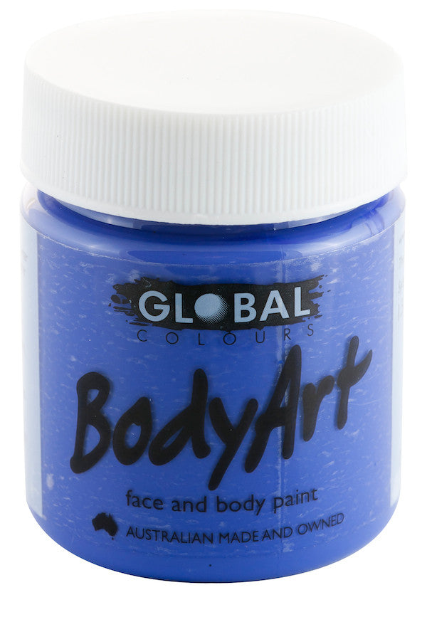 Body Art 45ml Jar - DEEP BLUE