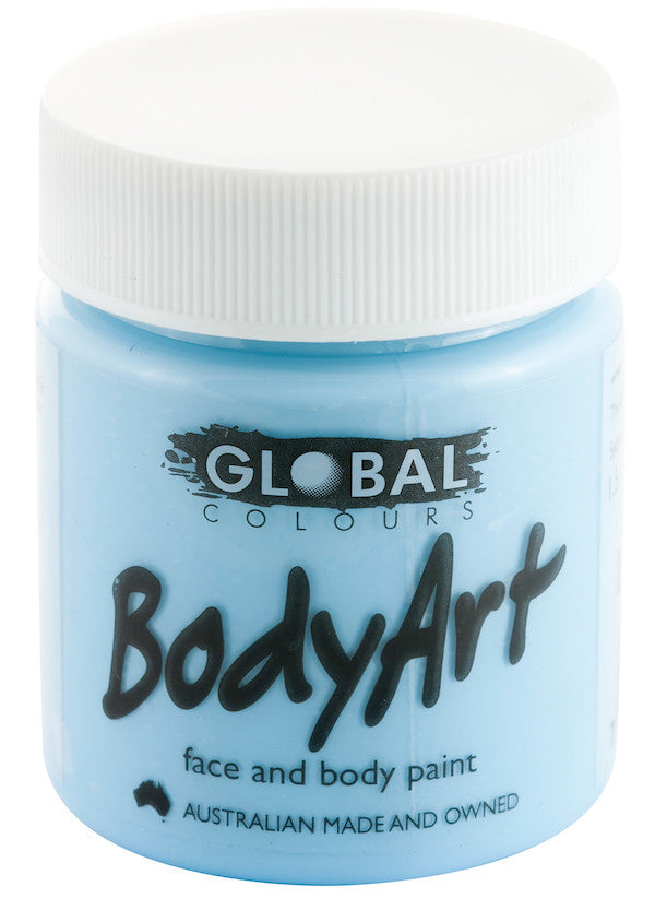Body Art 45ml Jar - LIGHT BLUE