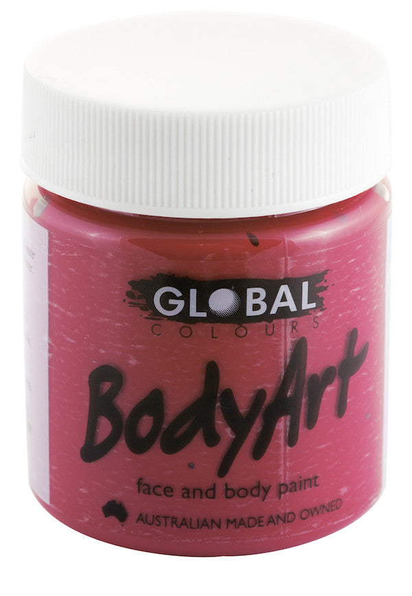 Body Art 45ml Jar - MAROON