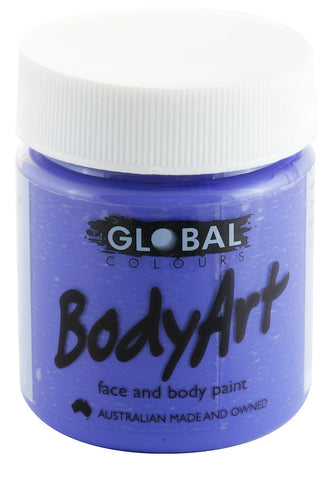 Body Art 45ml Jar - PURPLE