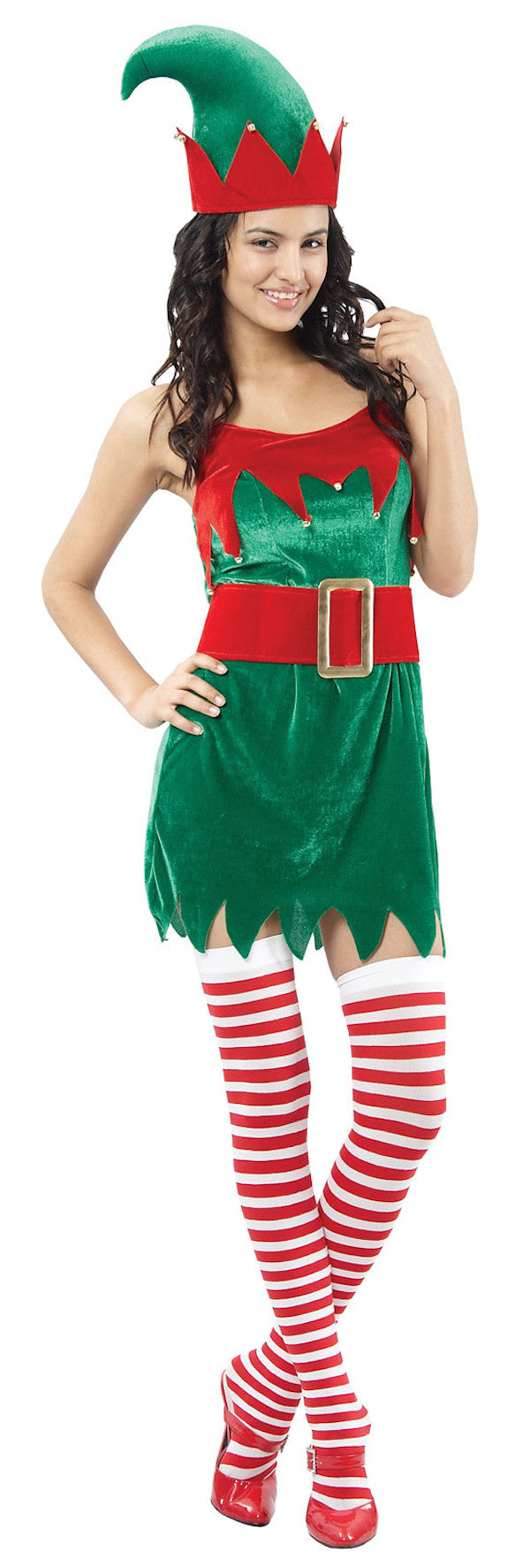 Elf Lady Costume, Adult - Size L