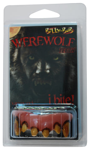 Billy Bob Teeth - Werewolf Teeth