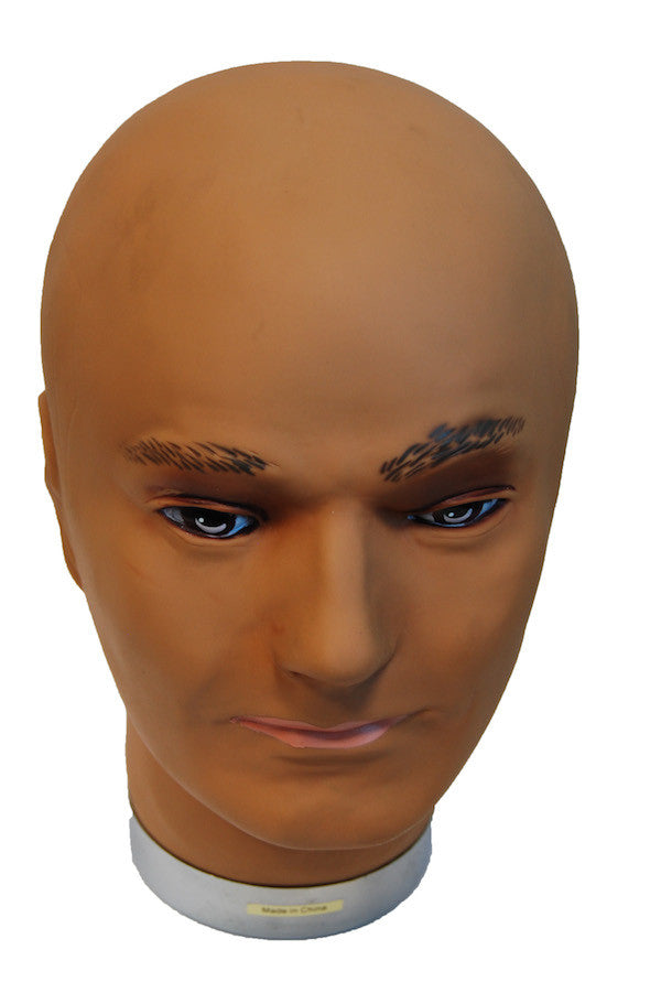 Deluxe Mannequin Head - Male