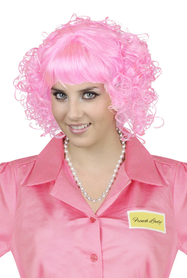 Beauty School Wig - Pink Frenchie