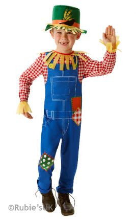 MR SCARECROW, CHILD - SIZE L