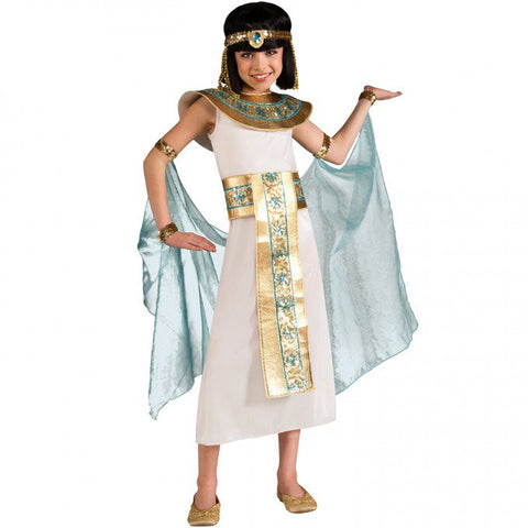 CLEOPATRA COSTUME, CHILD - SIZE M