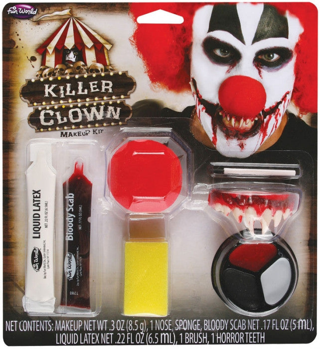 Horror Character Kit - Killer Clown