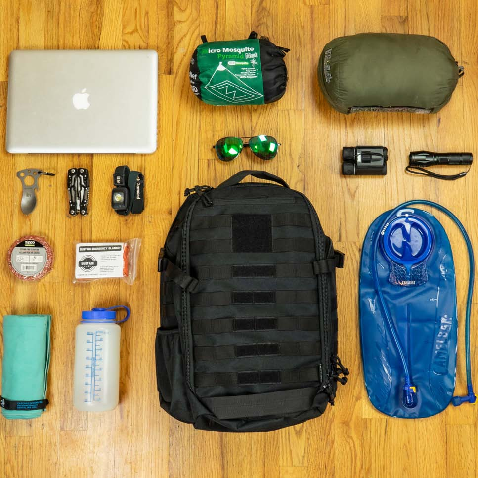 tactical computer backpack