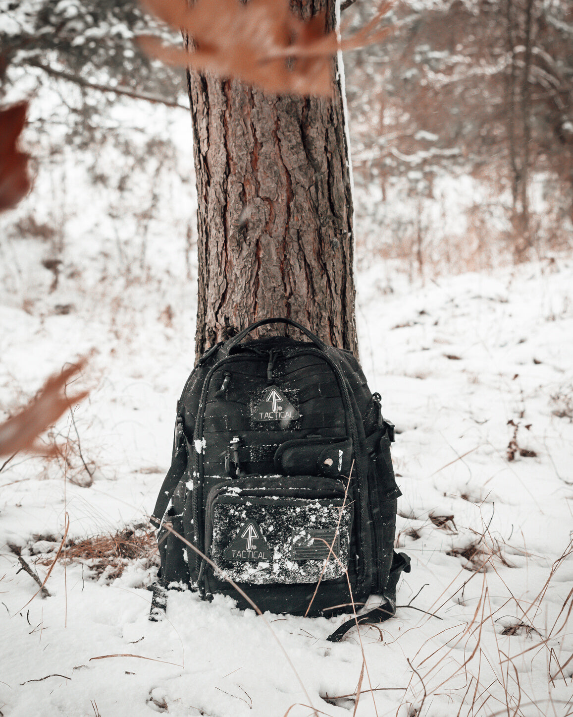 molle laptop backpack