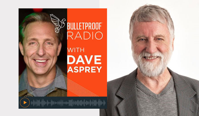 BLIS Probiotics feature on Bulletproof Radio with Dave Asprey