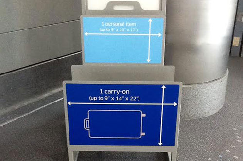 Airline Luggage Restrictions