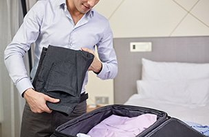 The Fold: Guide to Wrinkle-Free Packing.