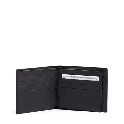 TUMI Nassau SLG Global Center Flip Passcase Textured