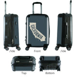"612 My Home State California 20"" Carry On-Luggage Pros"