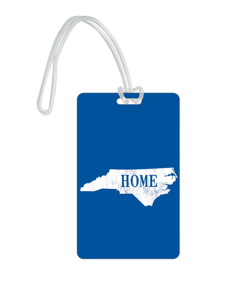 612 My Home State North Carolina Luggage Tag