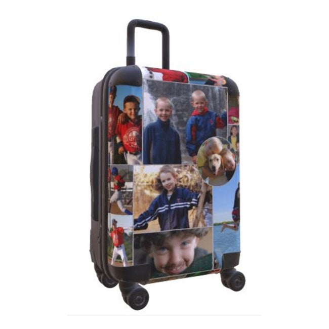 MyFly Bag Personalized Carry-On Luggage - Collage
