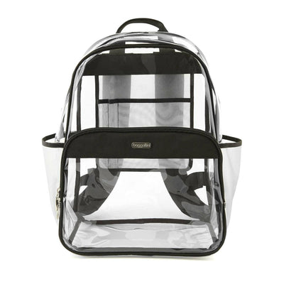 Baggallini Legacy Clear Event Compliant Large Backpack