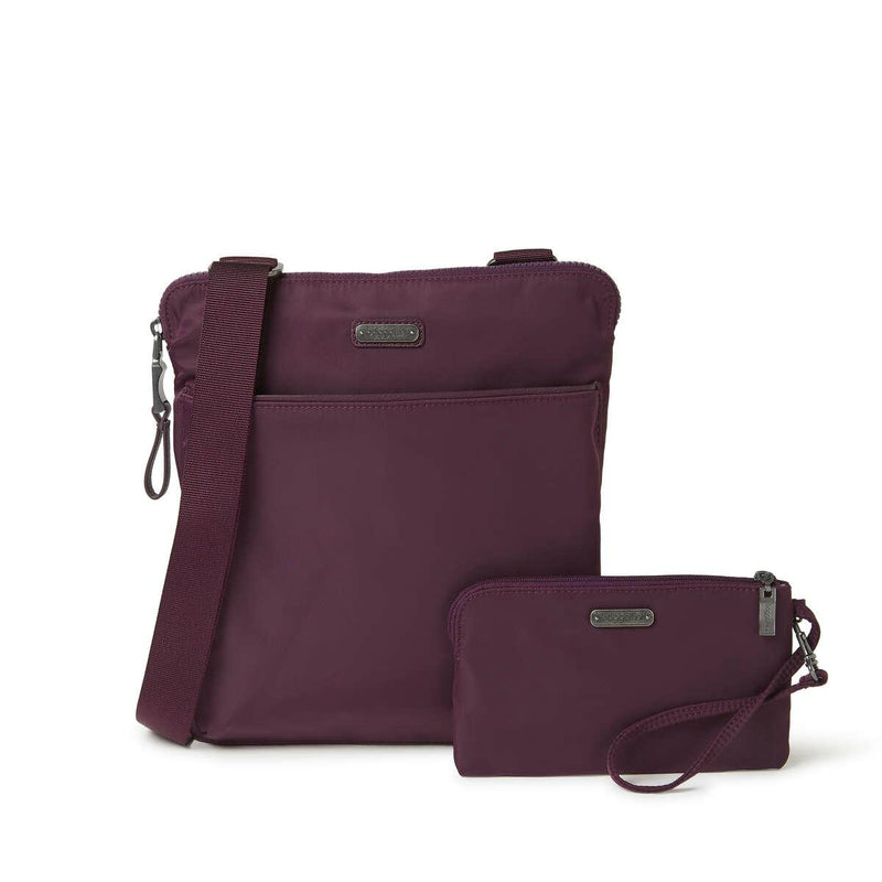 Baggallini Manhattan Collection Tribeca Crossbody-Luggage Pros