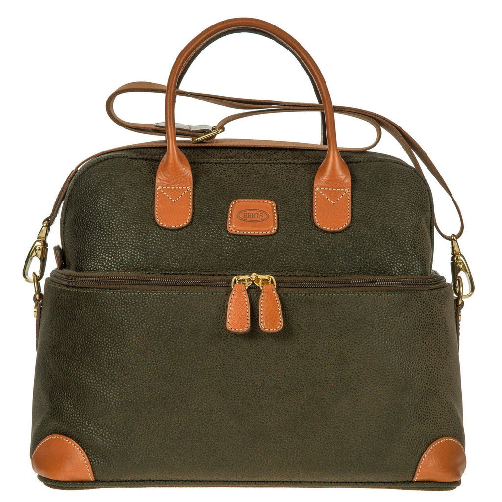 Brics Life Tuscan Cosmetic Tote - Olive