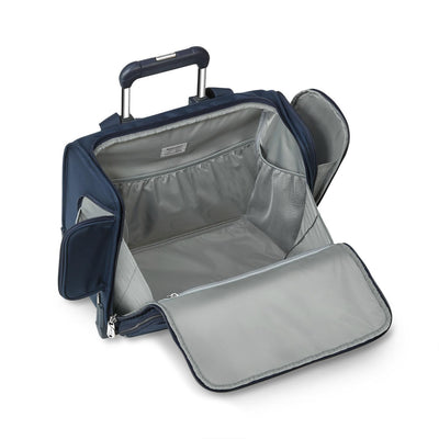 Briggs & Riley Baseline Chrome Rolling Cabin Bag