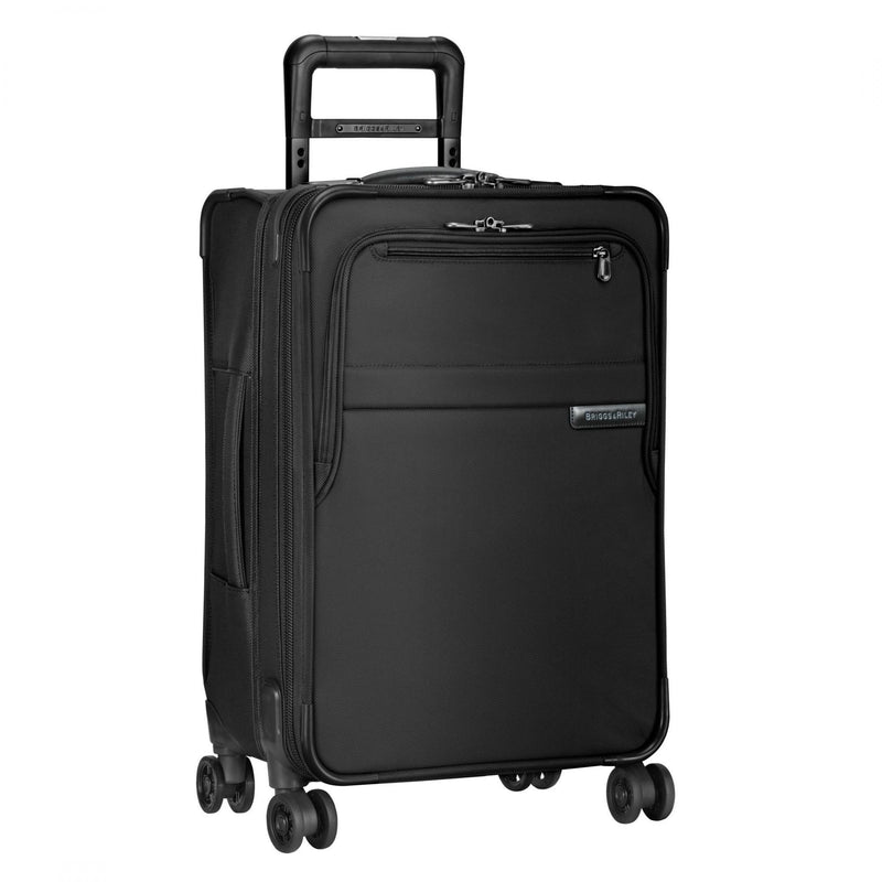 Briggs & Riley Baseline Domestic Carry-On Expandable Spinner-Luggage Pros
