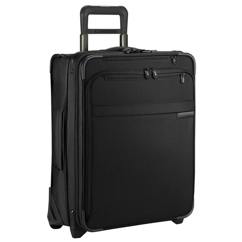 Briggs & Riley Baseline International Carry-On Wide-Body Upright-Luggage Pros