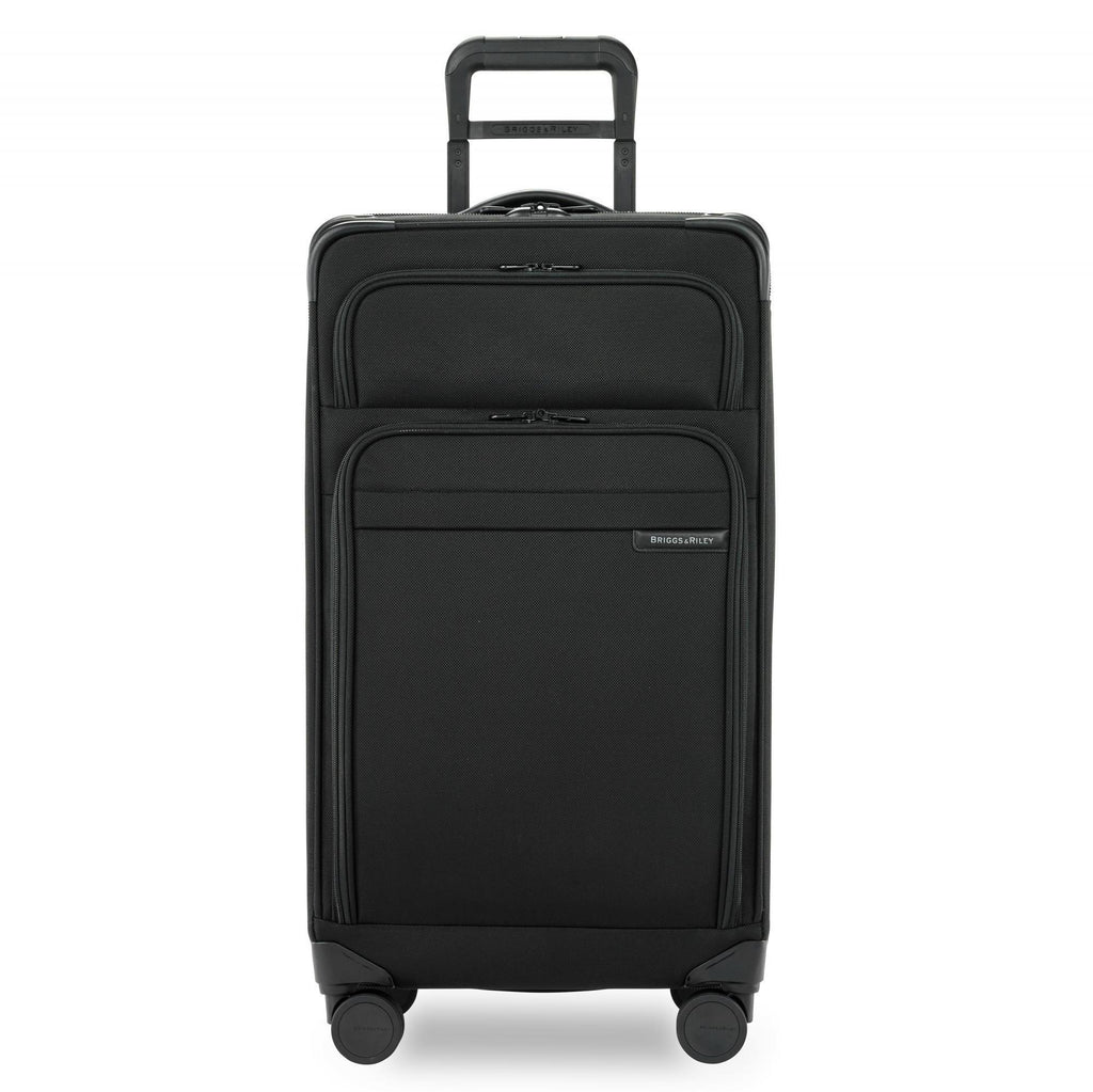 Briggs & Riley Baseline Large Expandable Trunk Spinner - Black