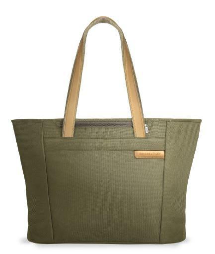 Briggs & Riley Baseline Large Shopping Tote-Luggage Pros