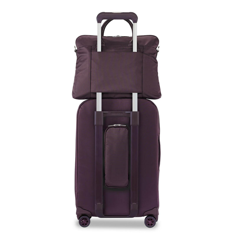 Briggs & Riley Rhapsody Tall Carry On Spinner-Luggage Pros