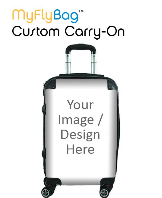 Copy of MyFly Bag Personalized Carry-On Luggage-Luggage Pros