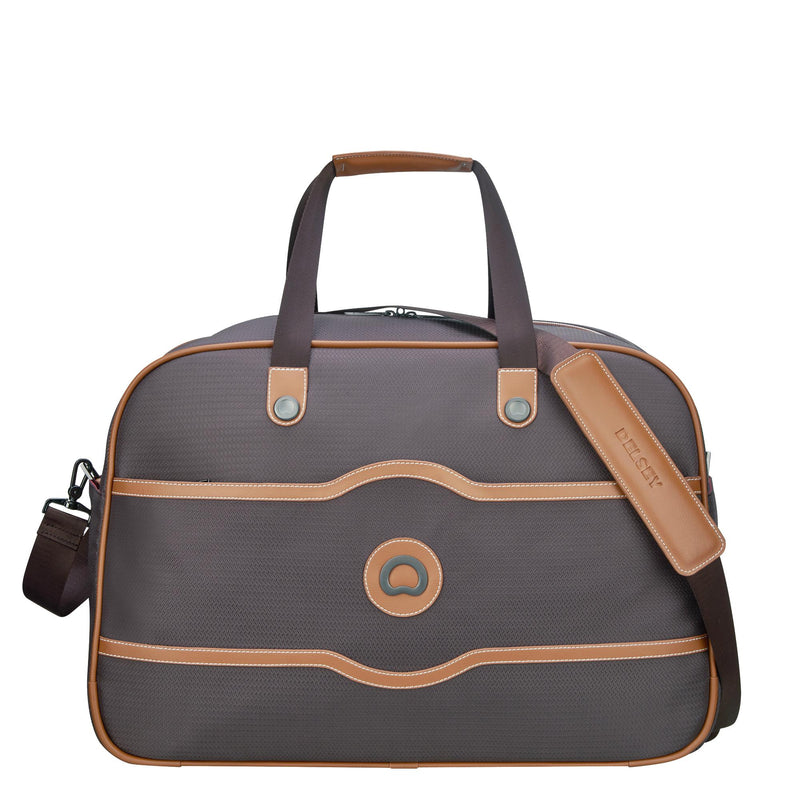 Delsey Chatelet Soft Air Weekender Duffle-Luggage Pros