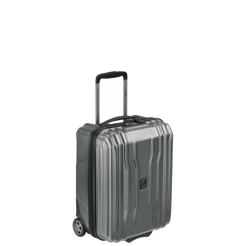 Delsey Cruise Lite Hardside 2.0 2 Wheel Underseater-Luggage Pros