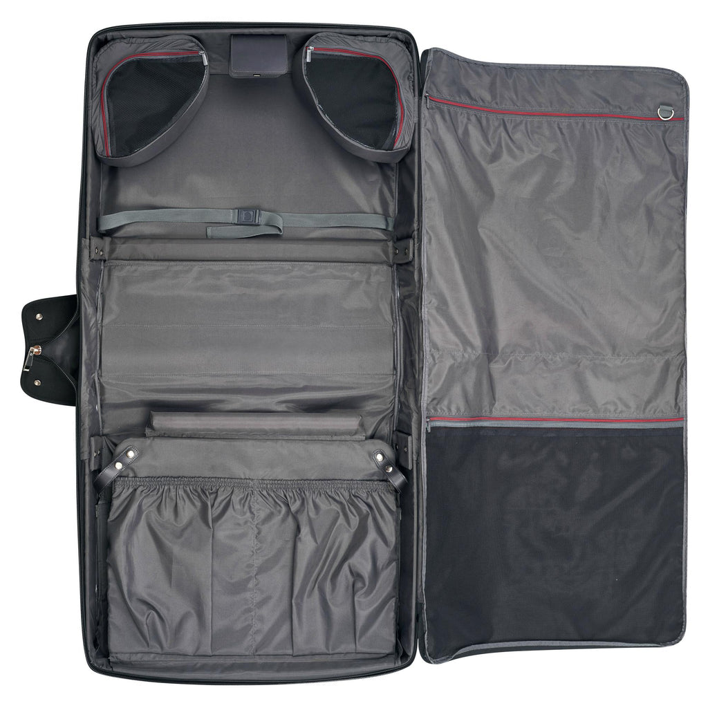 Delsey Executive Collection 4 Wheel Spinner Garment Bag