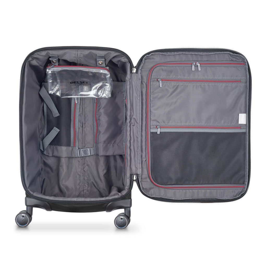 Delsey Executive Collection Expandable Spinner Carry On