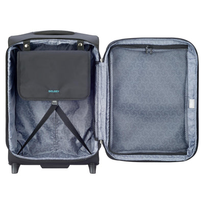 Delsey Hyperglide Expandable 2 Wheel Carry-On
