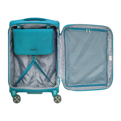 Delsey Hyperglide Expandable Spinner Carry-On