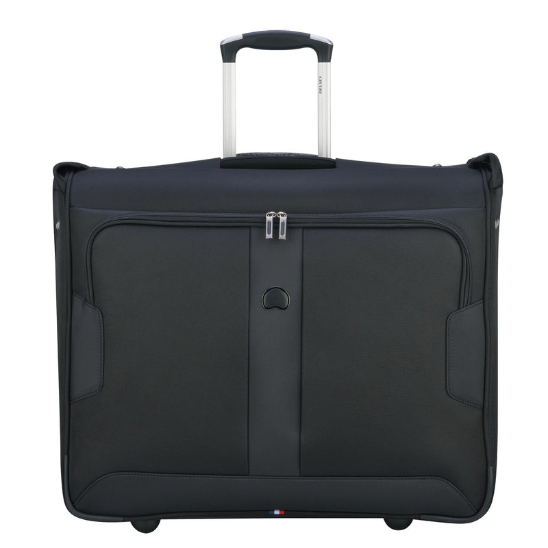 Delsey Sky Max 2-Wheel Garment Bag-Luggage Pros