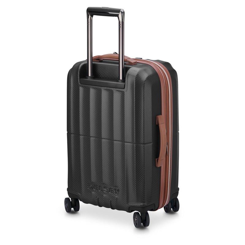 Delsey St Tropez Carry On Expandable Spinner-Luggage Pros