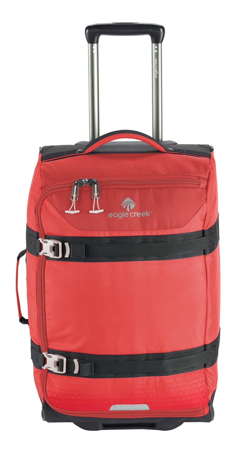 Eagle Creek Expanse Wheeled Duffel Carry On-Luggage Pros