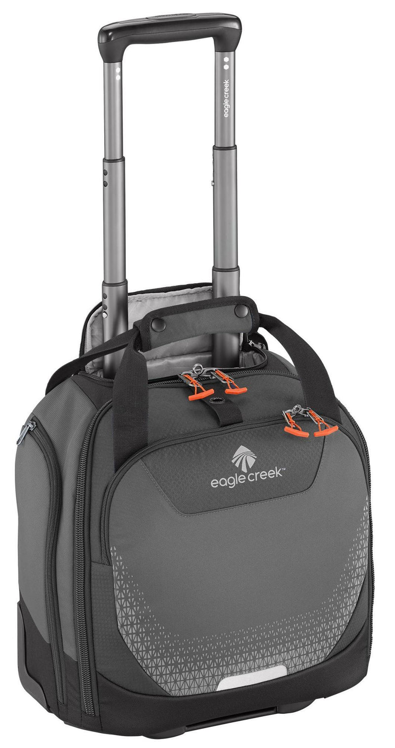 Eagle Creek Expanse Wheeled Tote Carry-On-Luggage Pros