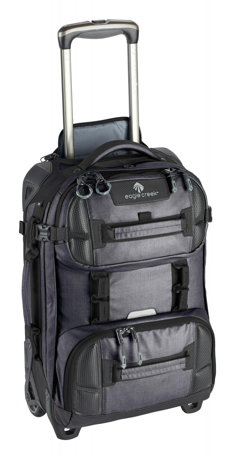 Eagle Creek Exploration Series Orv Wheeled Duffel International Carry On-Luggage Pros