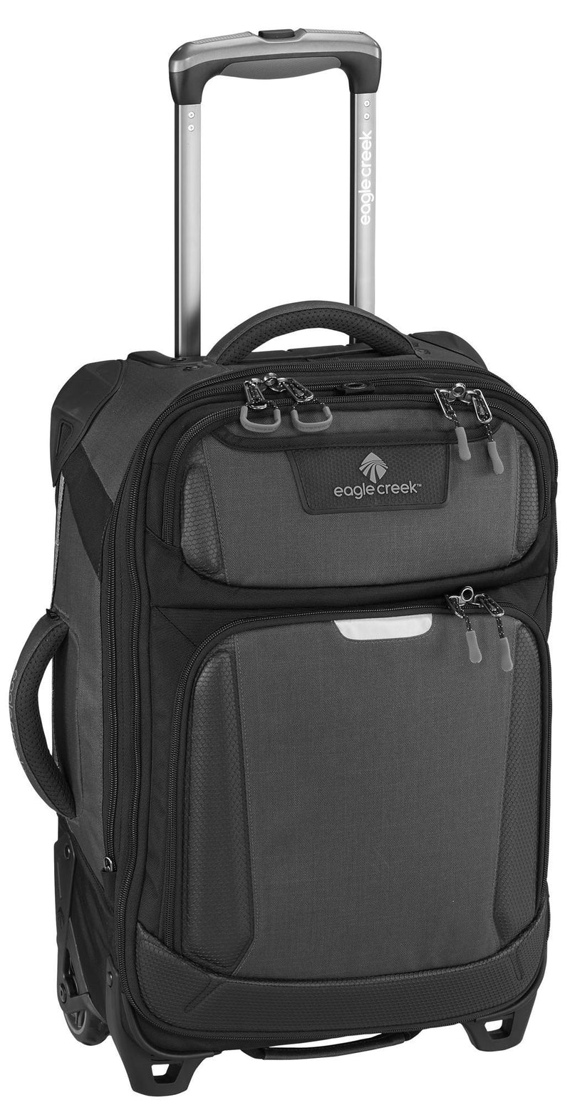 Eagle Creek Exploration Series Tarmac Carry-On-Luggage Pros