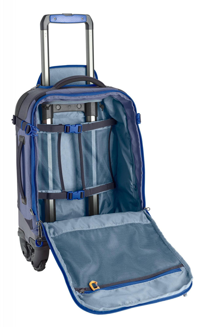 Eagle Creek Gear Warrior 4-Wheel Carry On-Luggage Pros
