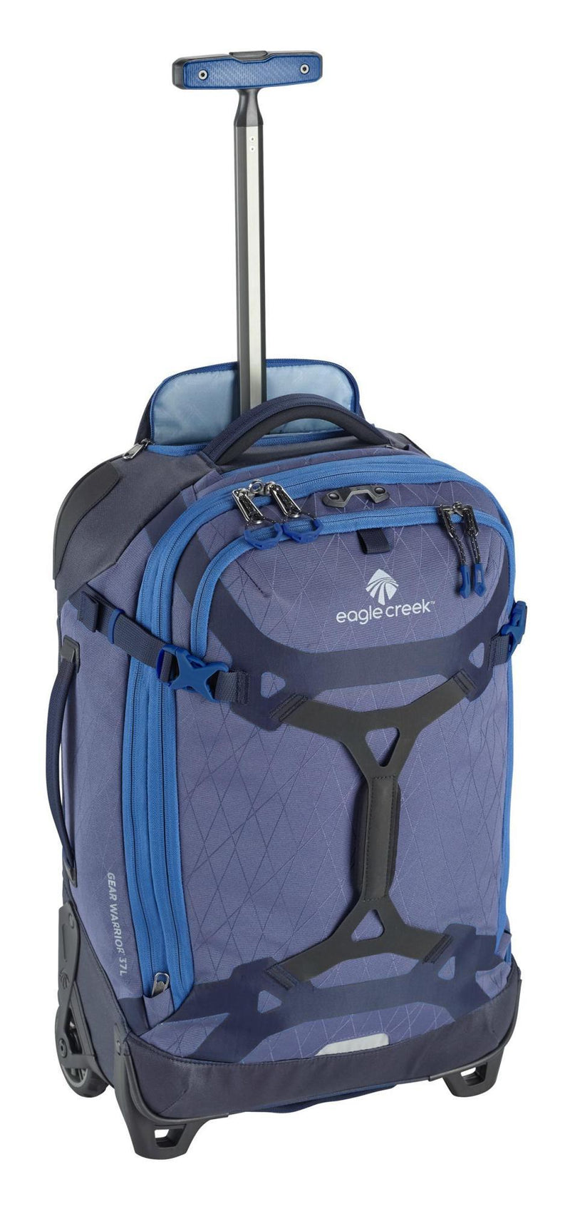 Eagle Creek Gear Warrior Wheeled Duffel International Carry On-Luggage Pros